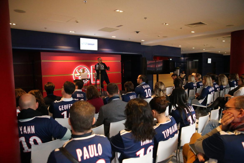 Retour sur la Convention WYZ Group à Lyon en Janvier 2019