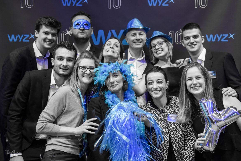 Retour en images sur la soirée des 10 ans de WYZ !