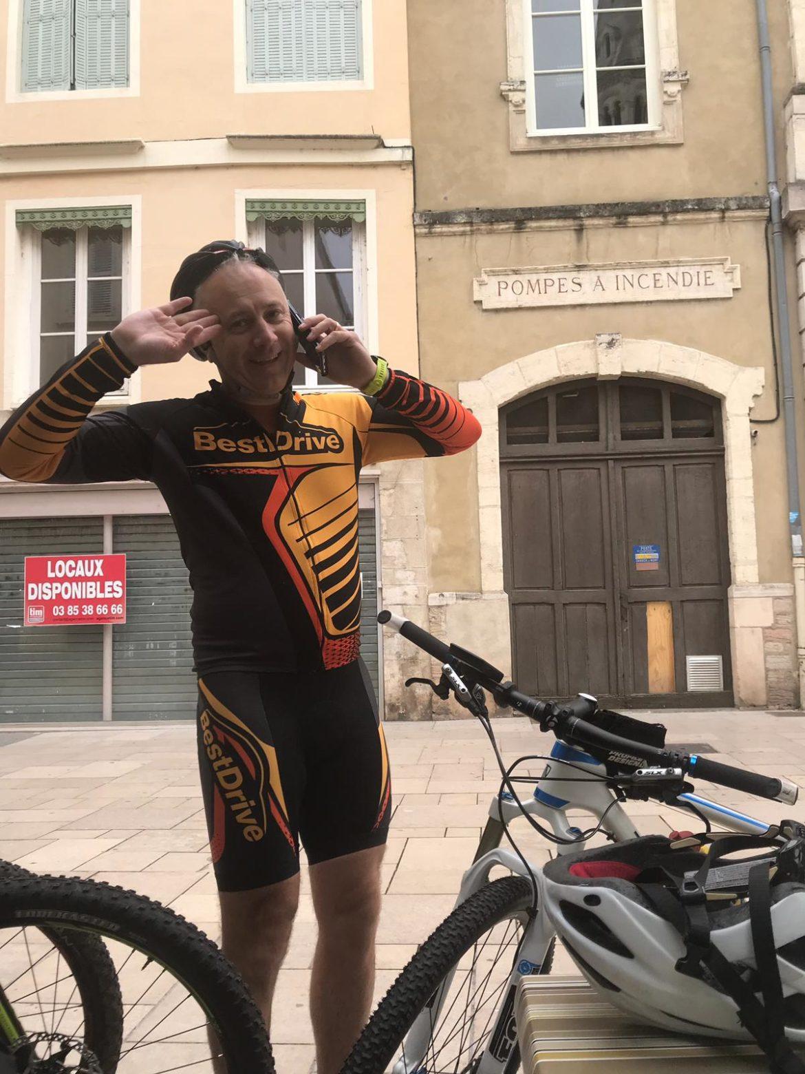 8ème repérage : de Mâcon à Lyon !
