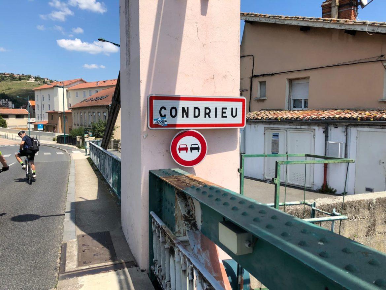 9ème repérage : de Lyon à Tain l'Hermitage !