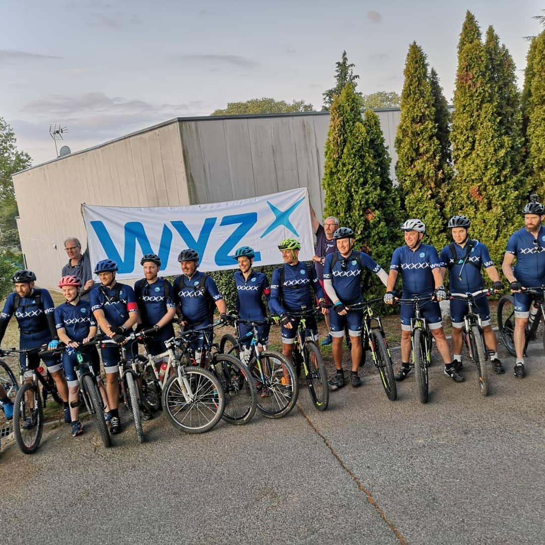 WYZ Bike Challenge : Défi relevé !